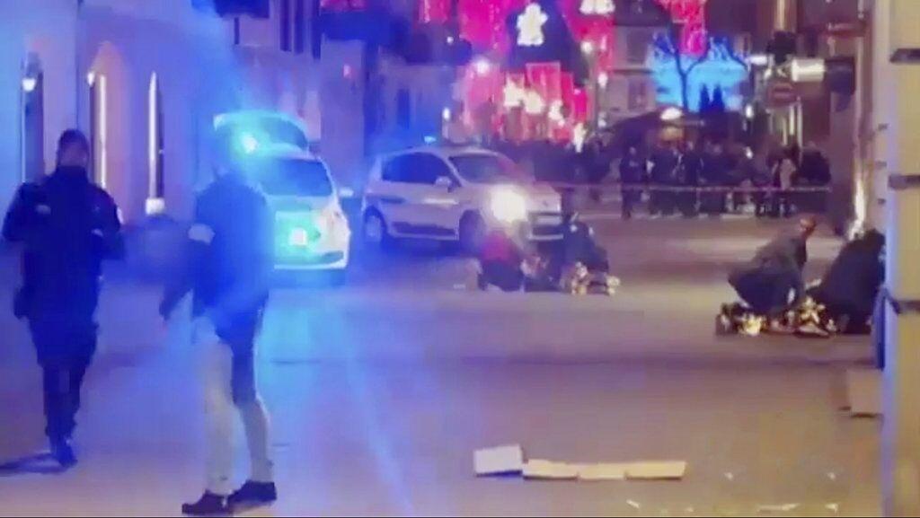 釀3死12傷 槍手在逃