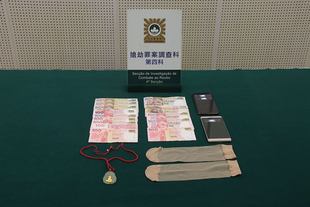 兩內地漢涉以假鎖匙入屋盜11萬財物