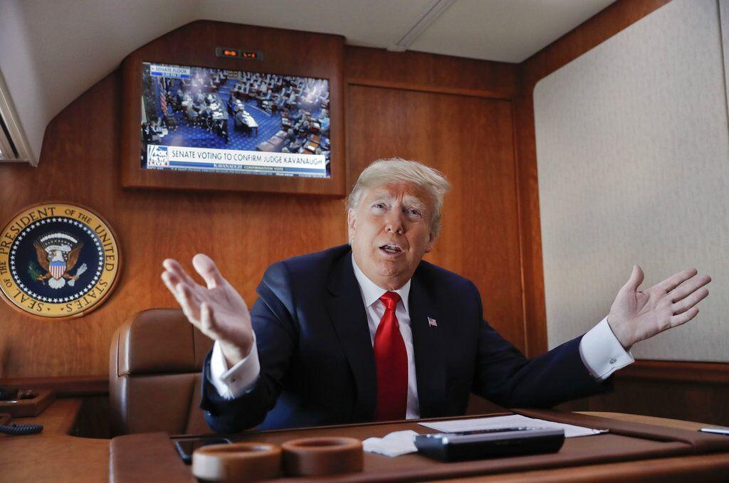 特朗普或禁美企使用其設備