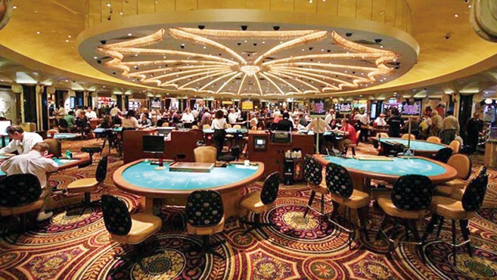 本澳去年全年賭收3,028億