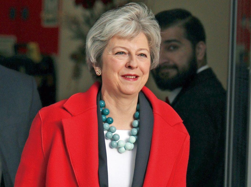 BBC:脫歐協議下周二表決