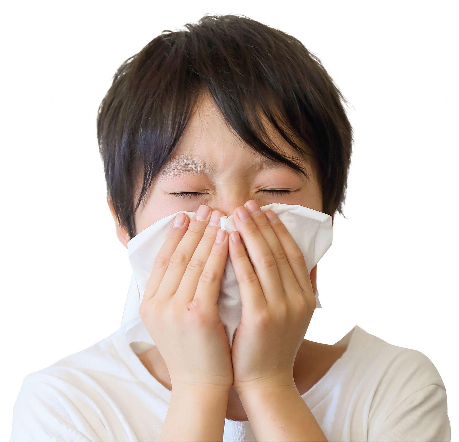 四歲童流感併發腦炎 機率百萬分之四