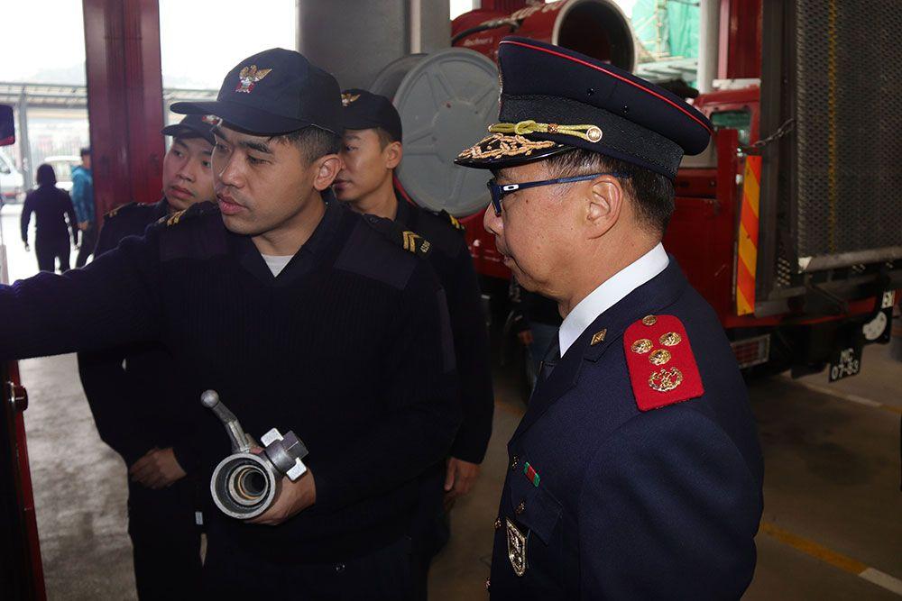 消防局有機會取得消防安全執法權