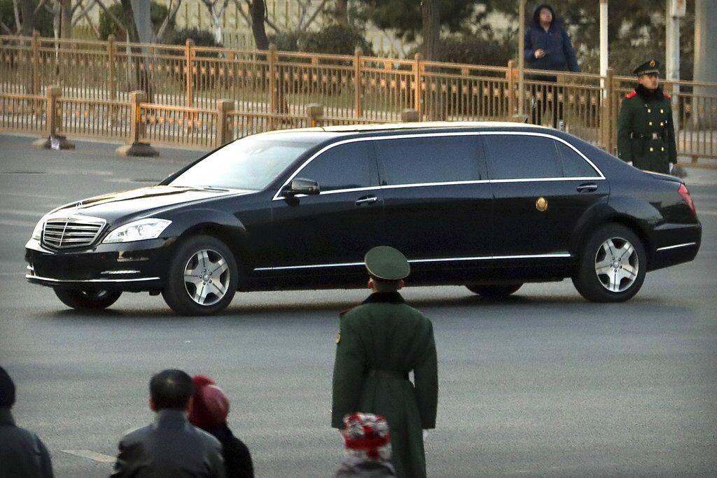 韓聯社:金正恩結束訪華