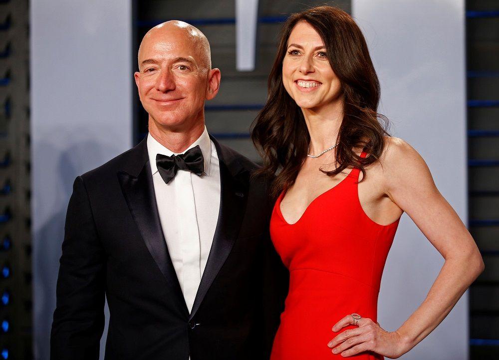 全球首富離婚疑陷婚外情