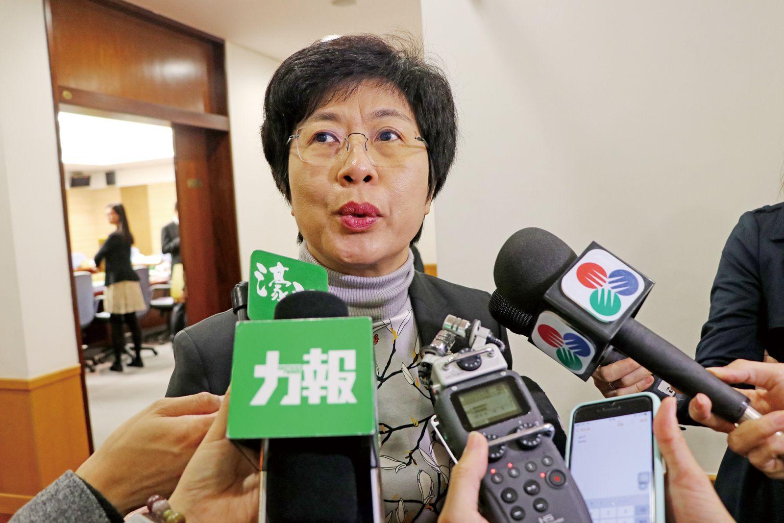 陳海帆:市政署預審員全權決定