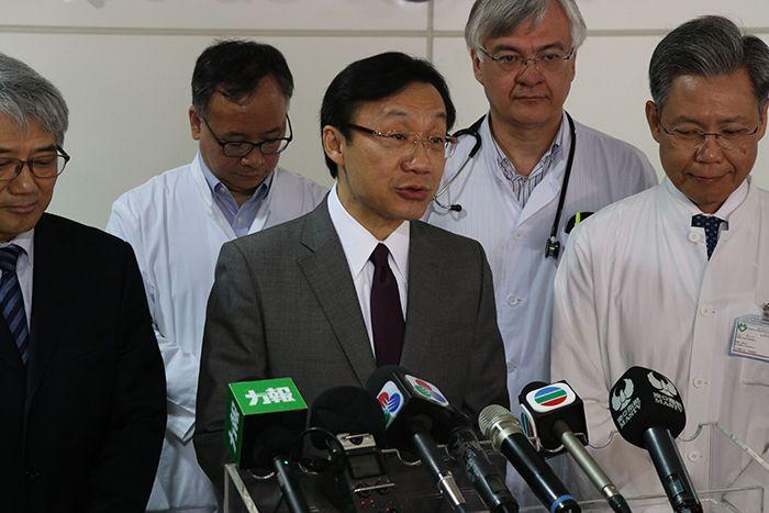 譚俊榮:滿意局方工作 同事士氣高漲