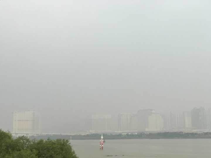 本澳多區PM2.5濃度超標