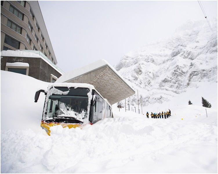【外遊注意】歐洲多地雪崩致21死