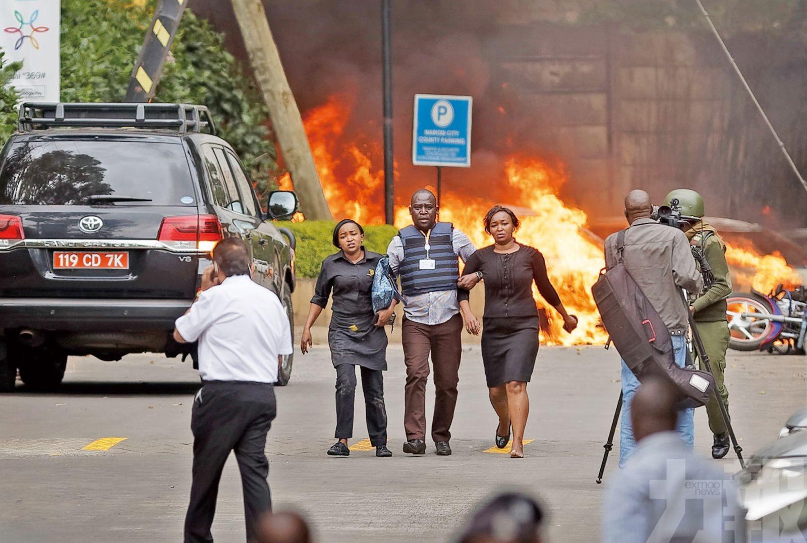 索馬里青年黨認責