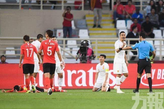 亞洲盃16強撼泰國