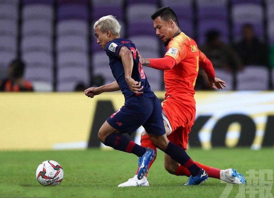 國足反勝泰國闖亞洲盃8強