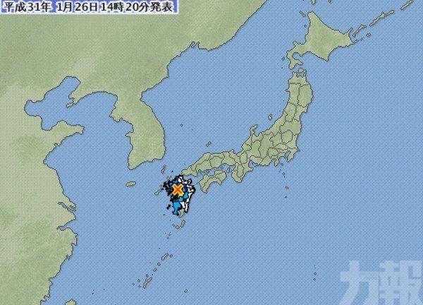 【一日兩震】日本熊本、岩手外海發生地震