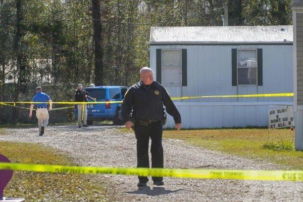 21歲青年槍殺父母等5人逃逸