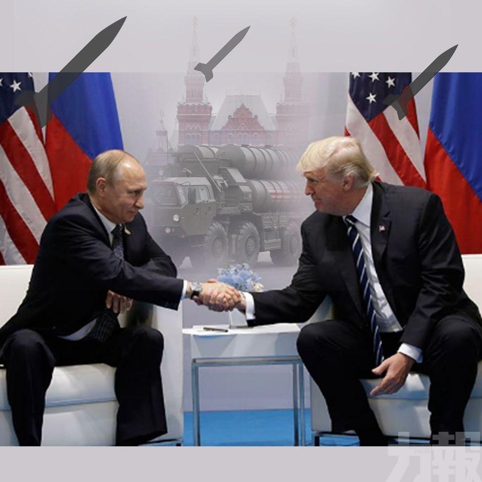 分析指美針對俄羅斯和中國