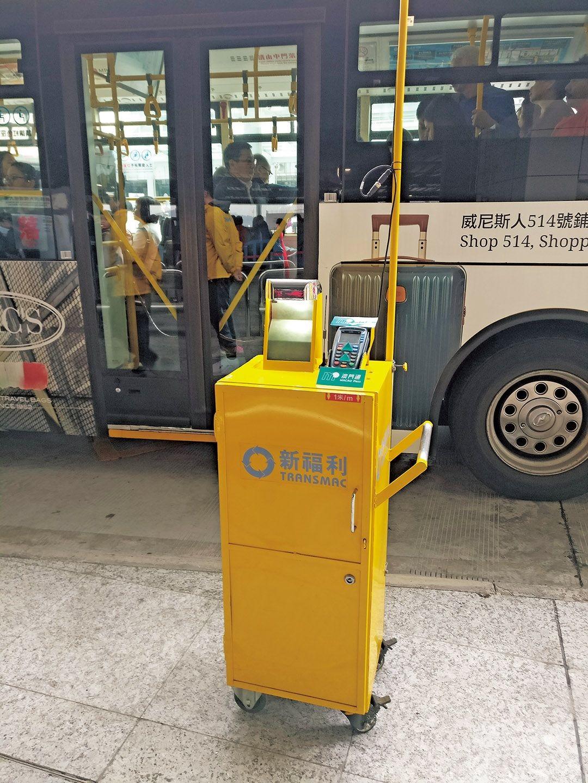 大數據應善用 促增巴士快線