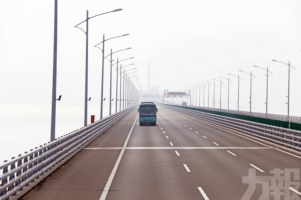 港珠澳日均車流一千都無