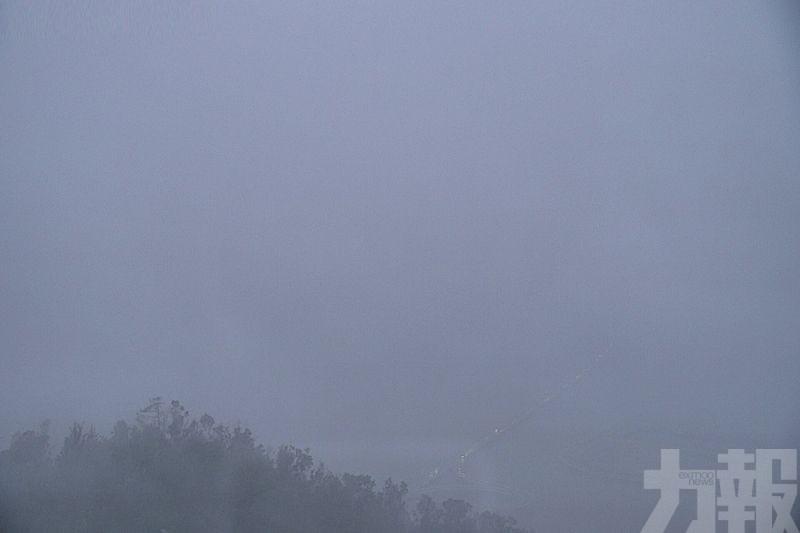 【外出注意】本澳今有驟雨雷暴