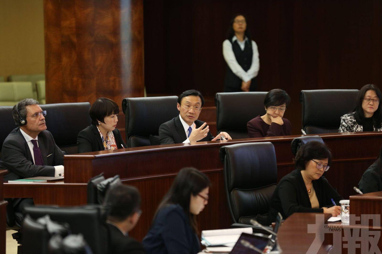 譚俊榮強調非法旅館不會合法化