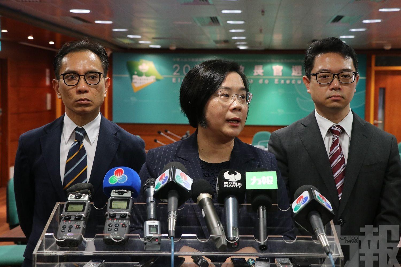 今屆行政長官選舉將沿用電子點票