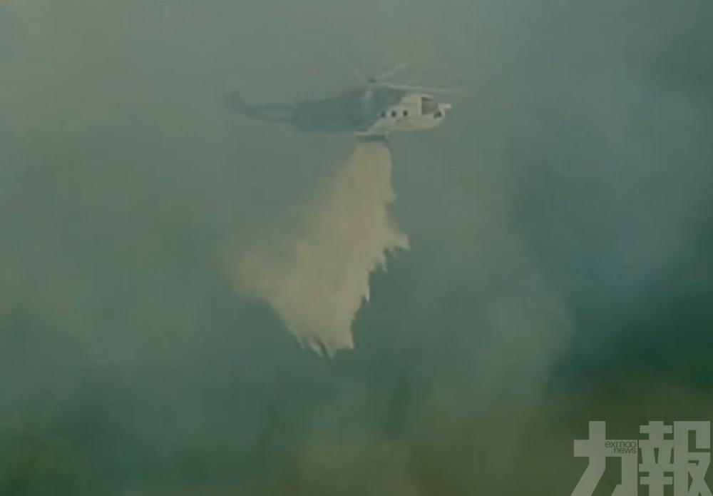 【熱浪侵襲】澳洲南部至少25宗山火