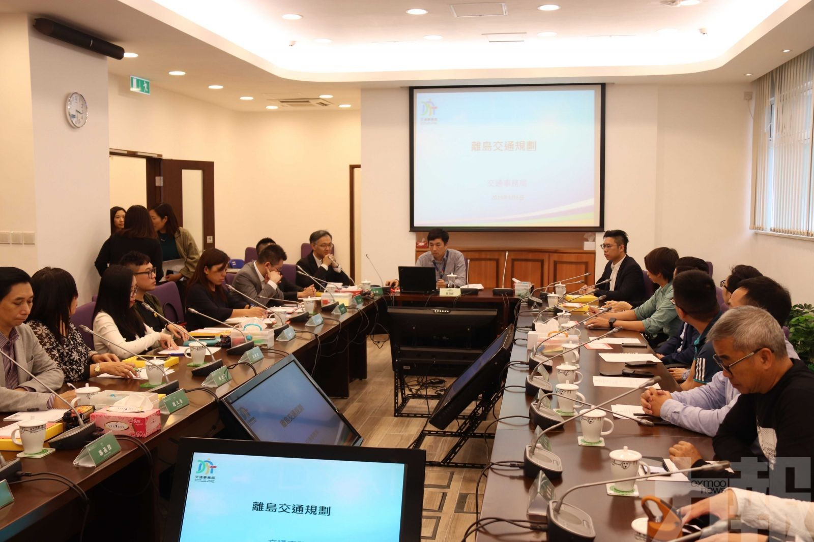 社諮委促增設施提升旅遊形象
