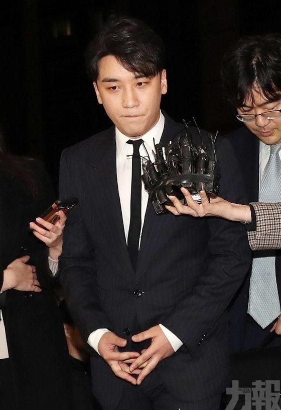 BigBang勝利宣布退出娛圈