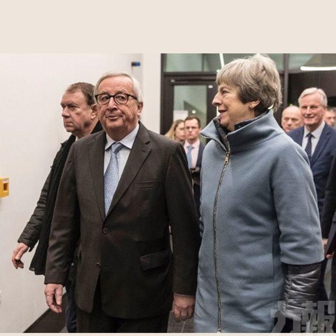 【表決前】英國獲歐盟同意修訂脫歐協議
