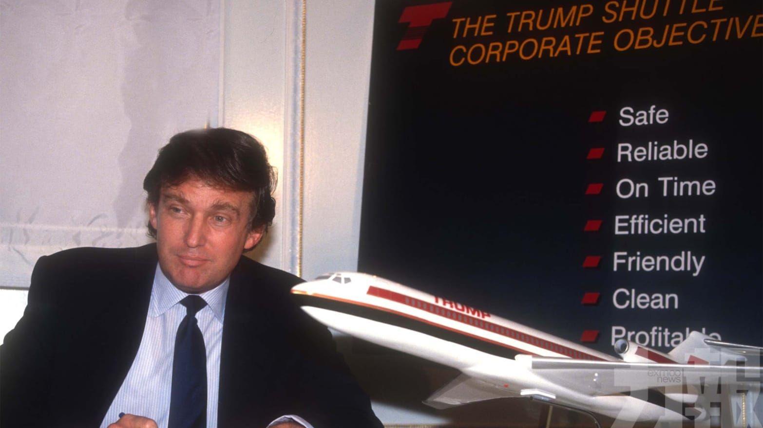 因特朗普就是波音王牌銷售員