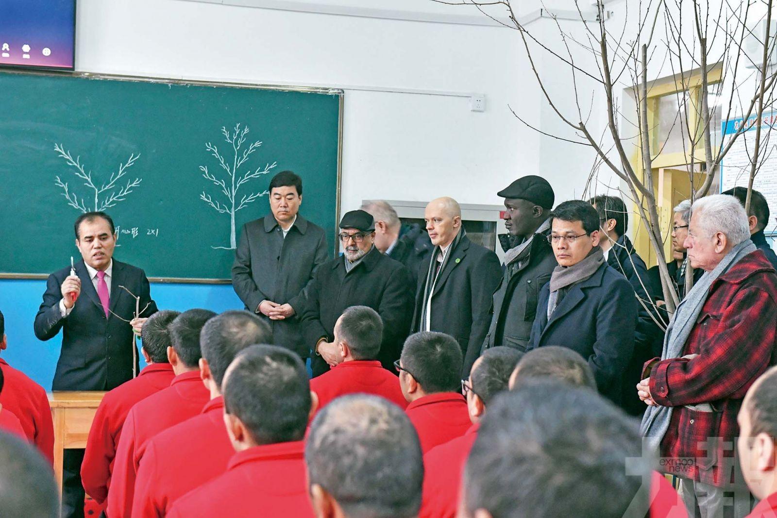 《新疆反恐白皮書》  披露 教培中心細節