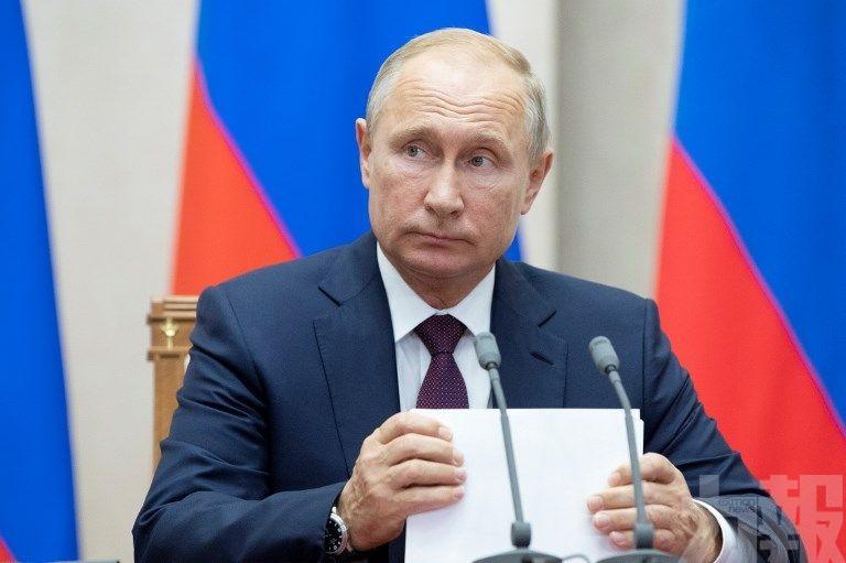 普京簽署新法案收緊網上言論