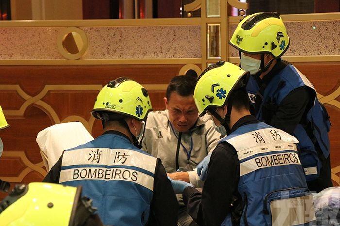 馬耀權:提升警方與相關部門應急能力
