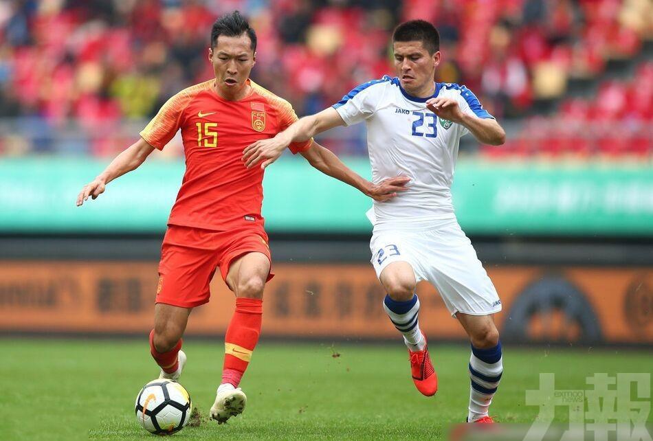 國足中國盃兩仗零入球墊底