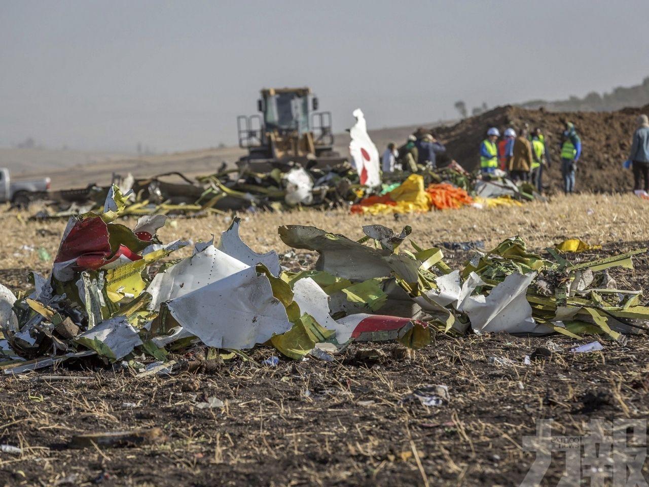 據報埃航空難初步調查報告今公布
