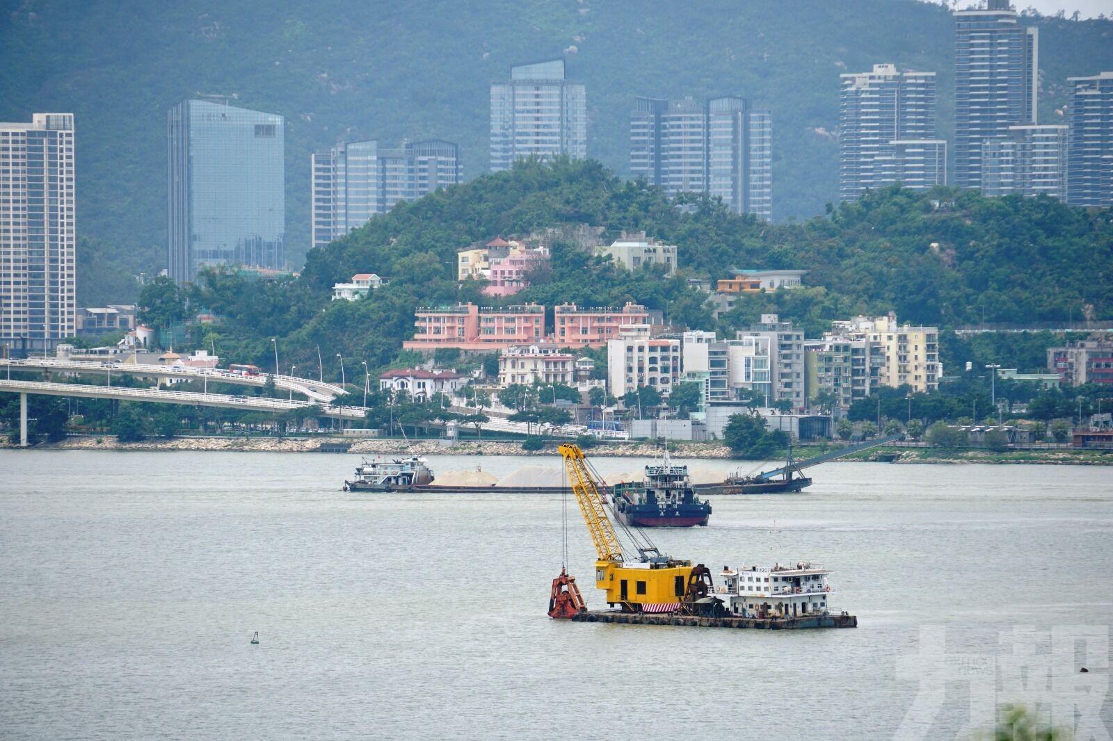海事局加強監管海上施工船安全