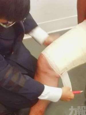 泰籍華裔男腿纏1公斤K仔赴台被截