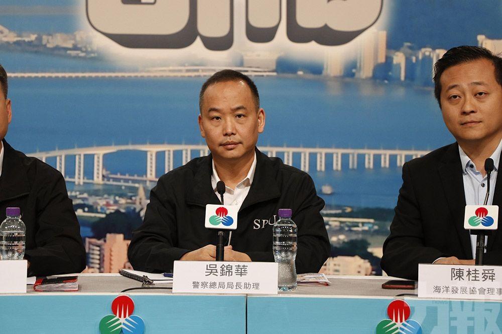 當局籲市民積極參與颱風演習