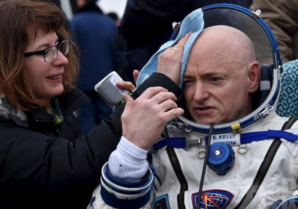 在太空340日 NASA太空人DNA永久突變