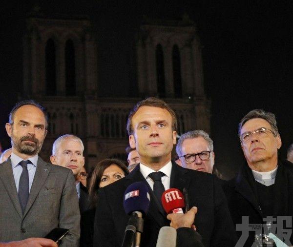 巴黎聖母院 何時能再見你?