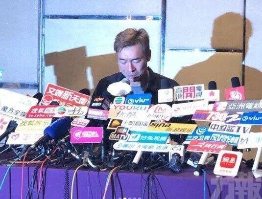 許志安:我係一個醜惡嘅人