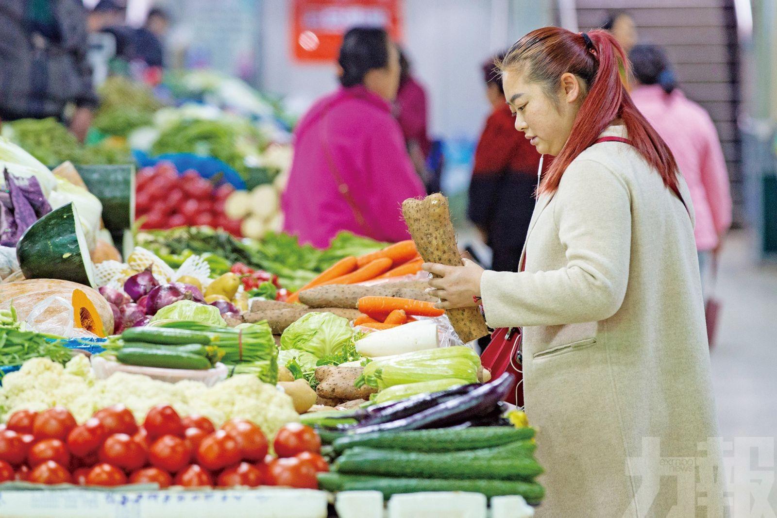 中國首季GDP增長6.4%