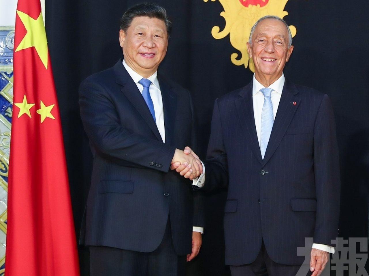 葡國總統月底訪澳
