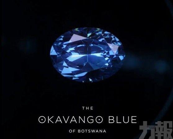 博茨瓦納發現近乎完美「奧卡萬戈藍鑽」
