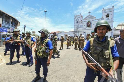 第9次爆炸!斯里蘭卡再受襲