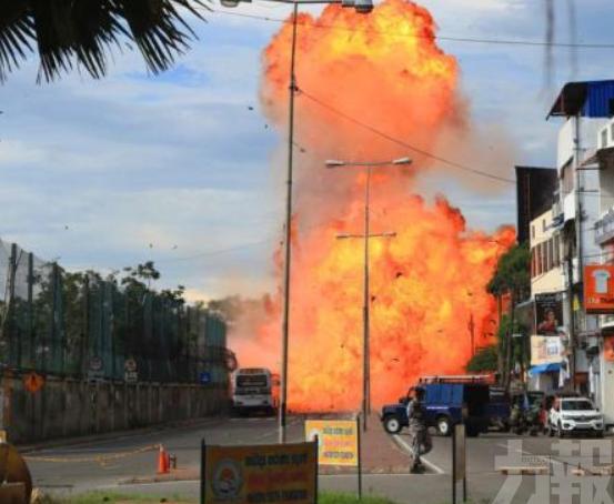 斯里蘭卡連環爆炸案 IS認責