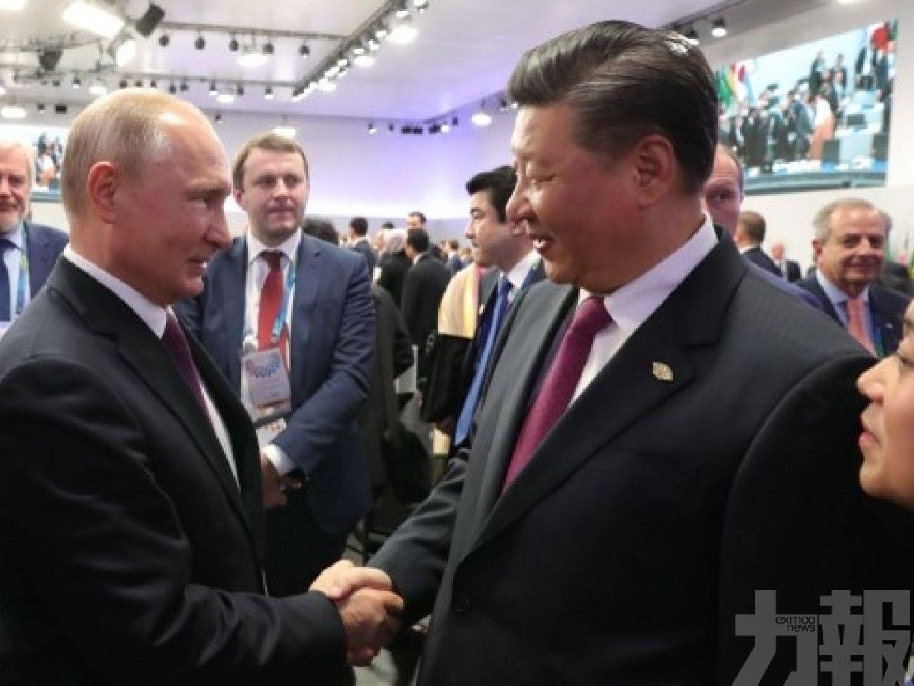 習近平6月將國事訪問俄羅斯