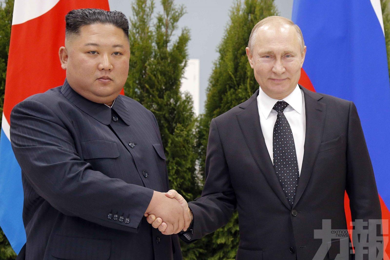普京:支持朝鮮解決無核化問題