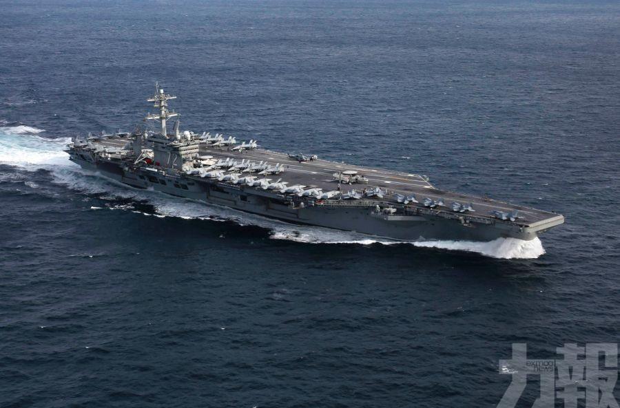  【警告伊朗】美國調派航母轟炸機赴中東