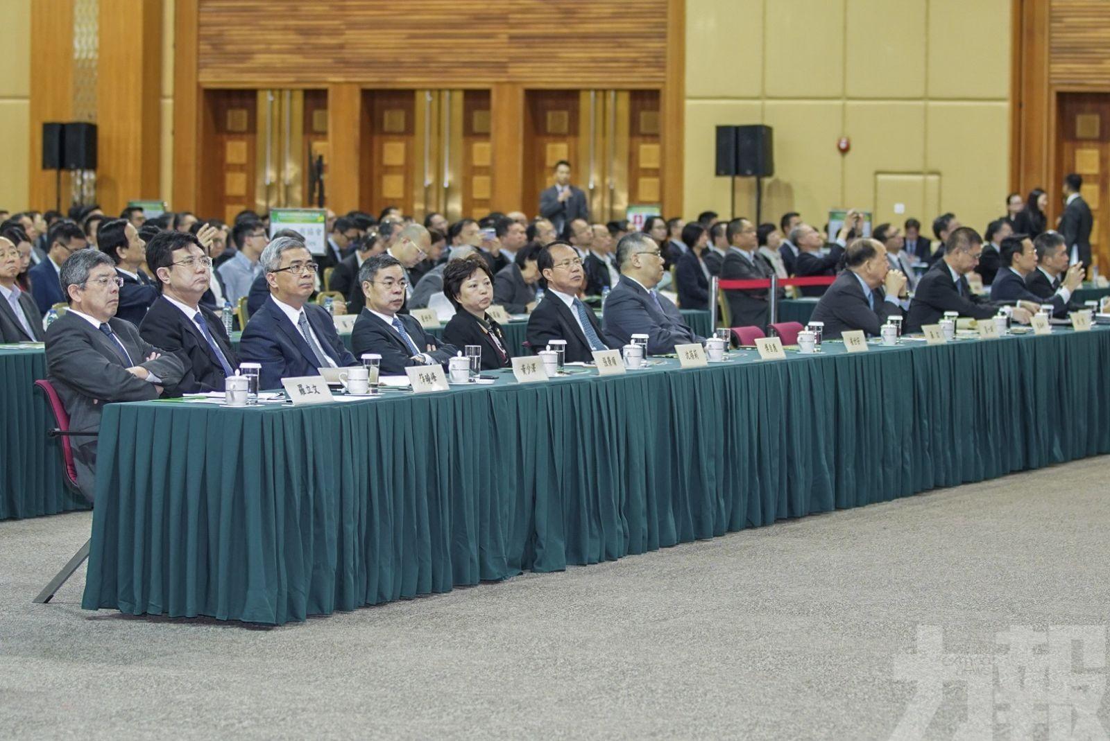 國家發改委副主任羅文:《規劃綱要》49項內容指向澳門