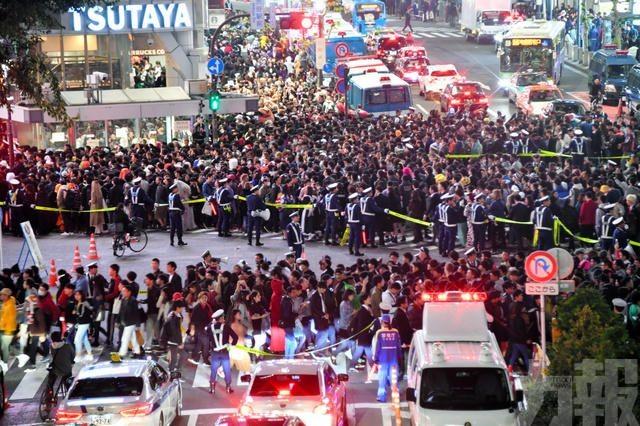 【遊日注意】東京澀谷擬特定日子禁街上飲酒